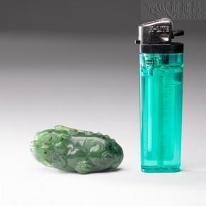 Jade Ornament of Brave troops