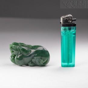 Jade Ornament(Large) of Brave troops