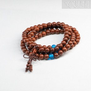 Sandalwood 108 Prayer Beads - 8mm