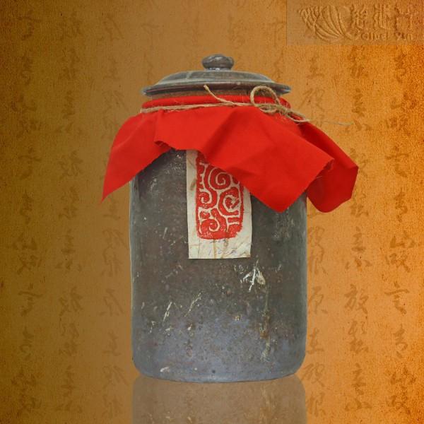 手工柴燒茶甕