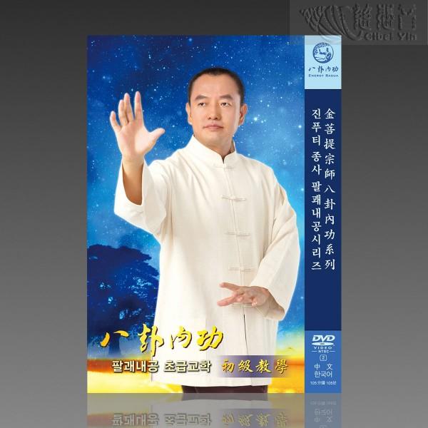 八卦內功初級教學MP4 (中韓版)