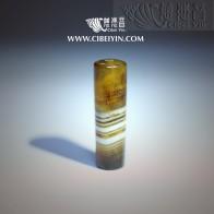 藥師佛琉璃級老天珠(M) -230