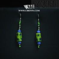琉璃耳環416-3