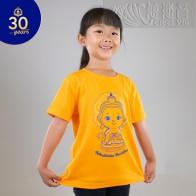 菩提30周年兒童圓領T恤-Q版藥師佛