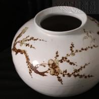 鐵鏽斑梅花大罐~金菩提宗師典藏品