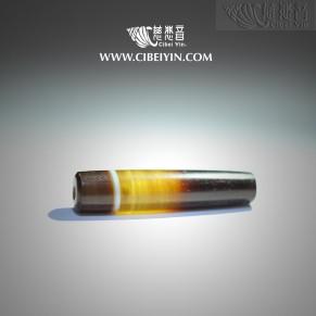 藥師佛琉璃級老天珠(M) -229
