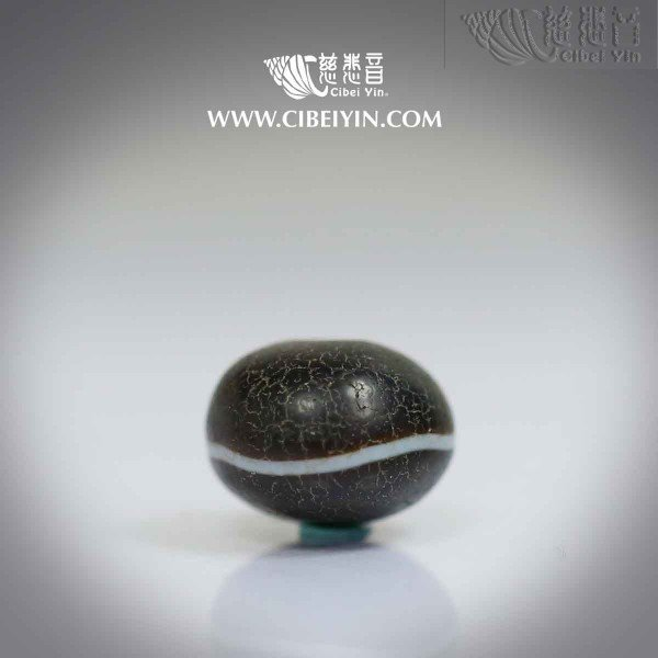 Ancient Dzi Bead-703