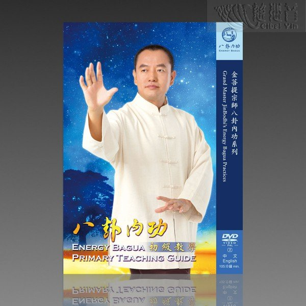 Energy Bagua Primary Teaching Guide MP4 (Mandarin/English)