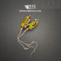 Glaze Earrings  17-2