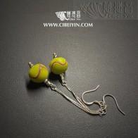Glaze Earrings 18-7