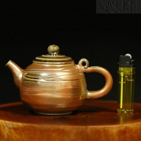 Grandmaster JinBodhi Style Taiwan Hand-made Wood-fired Teapot-12